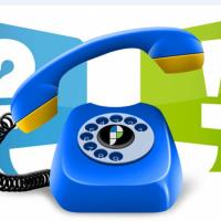 Информация по единому бесплатному многоканальному номеру поддержки работоспособности услуг на федеральном Едином портале